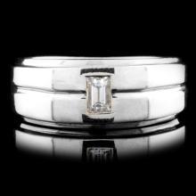 14K Gold 0.42ct Diamond Ring