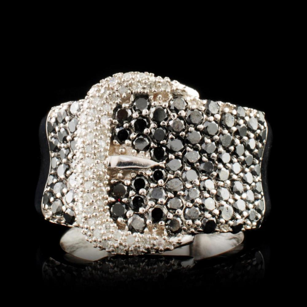 10K Gold 2.25ctw Diamond Ring