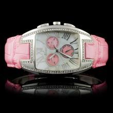 Polanti SS Ice Zone Diamond Wristwatch