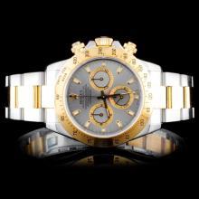 Rolex Two-Tone Daytona Men's Watch