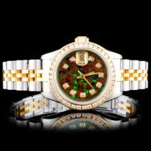 Beautiful & Rare Rubies Diamonds Rolex Watches & 18K Gold Jewelry Estate Auction