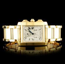 Cartier Tank ChronoFlex Francaise Watch