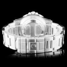 Lot 179: Rolex SS Submariner 40MM Wristwatch