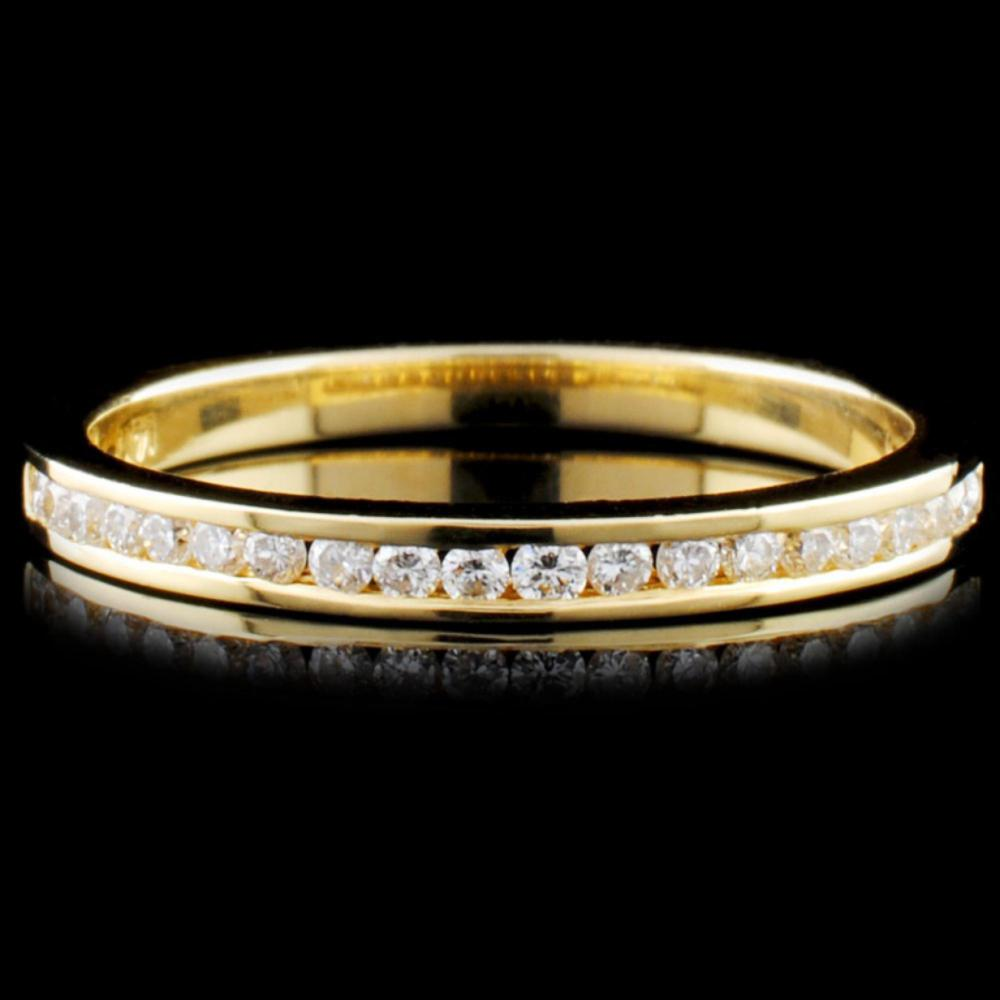 14K Gold 0.25ctw Diamond Ring