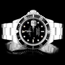 Rolex SS Submariner Men's Watch