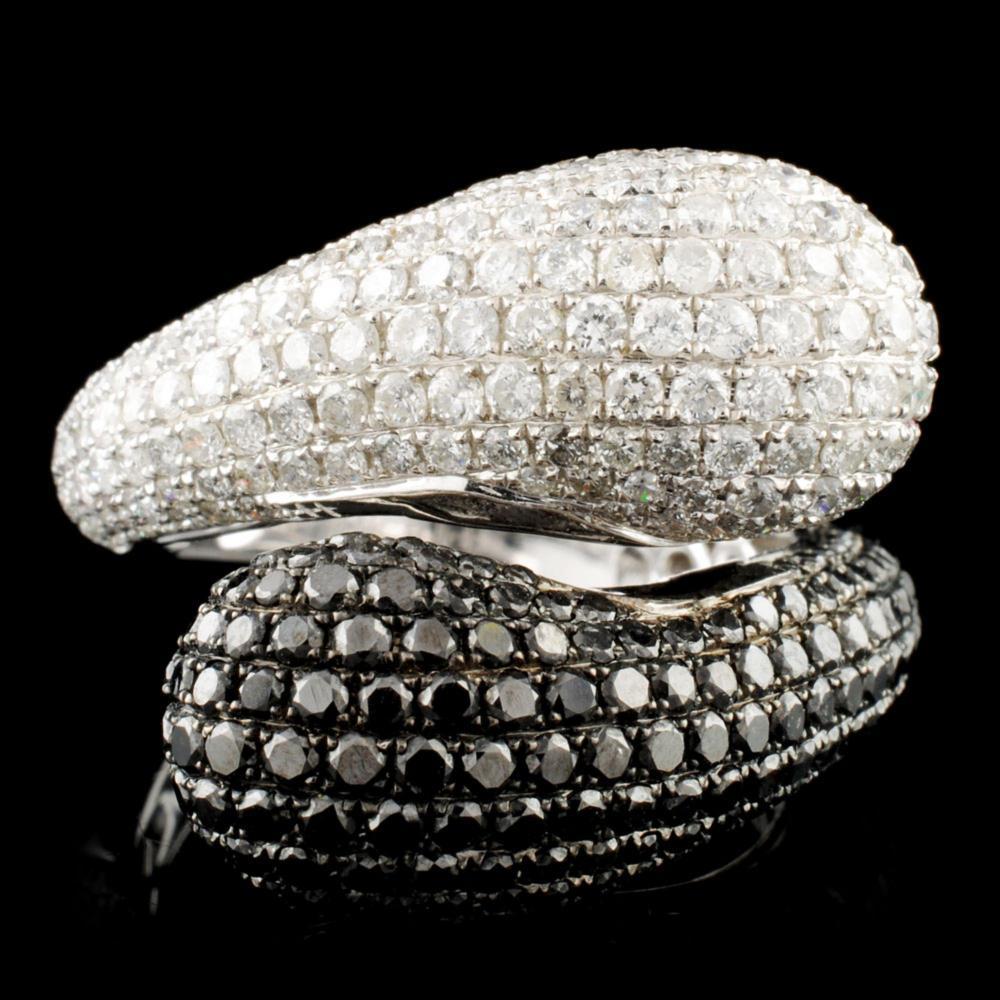 14K Gold 3.03ctw Diamond Ring