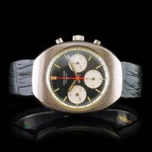 WALTHAM Swiss 40mm Chronograph Wristwatch