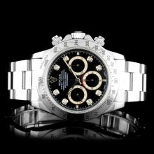 Rolex Daytona 16520 Zenith 40MM Wristwatch