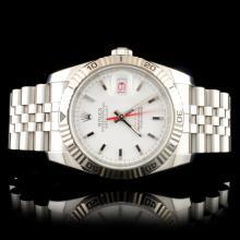 Rolex DateJust Turn-O-Graph 116264 Wristwatch