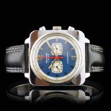 Andre Rivalle Swiss 36mm Chrongraph Wristwatch