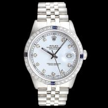 Rolex DateJust 1.50ct Diamond Wristwatch