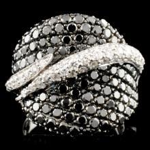 14K Gold 4.72ctw Diamond Ring