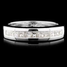 14K Gold 0.50ctw Diamond Band