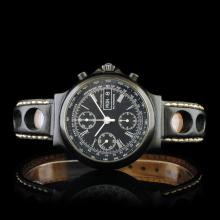 Tourneau Automatic Stainless Steel Chrono 36mm