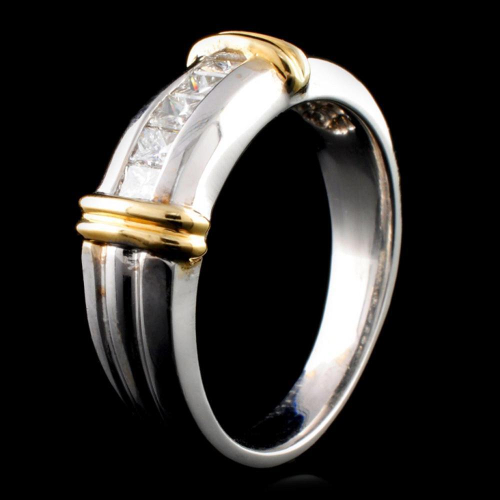 14K Gold 0.52ctw Diamond Ring