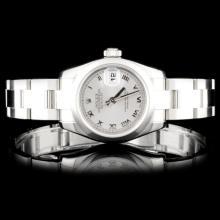 Rolex SS DateJust Ladies Watch