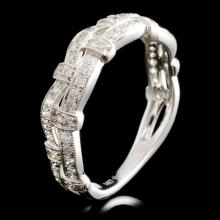 14K Gold 0.50ctw Diamond Ring