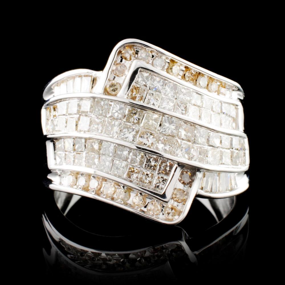 14K Gold 2.03ctw Diamond Ring