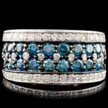 14K Gold 1.73ctw Diamond Ring