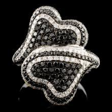 14K Gold 1.59ctw Diamond Ring