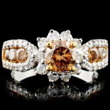 14K Gold 2.28ctw Diamond Ring