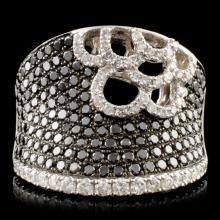 14K Gold 2.23ctw Diamond Ring