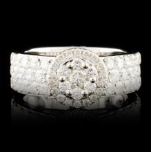 14K Gold 2.39ctw Diamond Ring