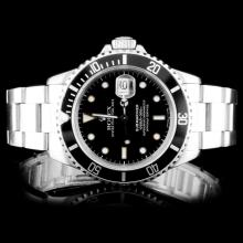 Rolex SS Submariner Men's Watch