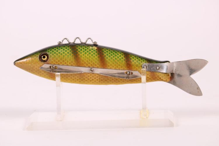 Heddon dowagiac 4 point fish spearing decoy green per for Green top hunting and fishing
