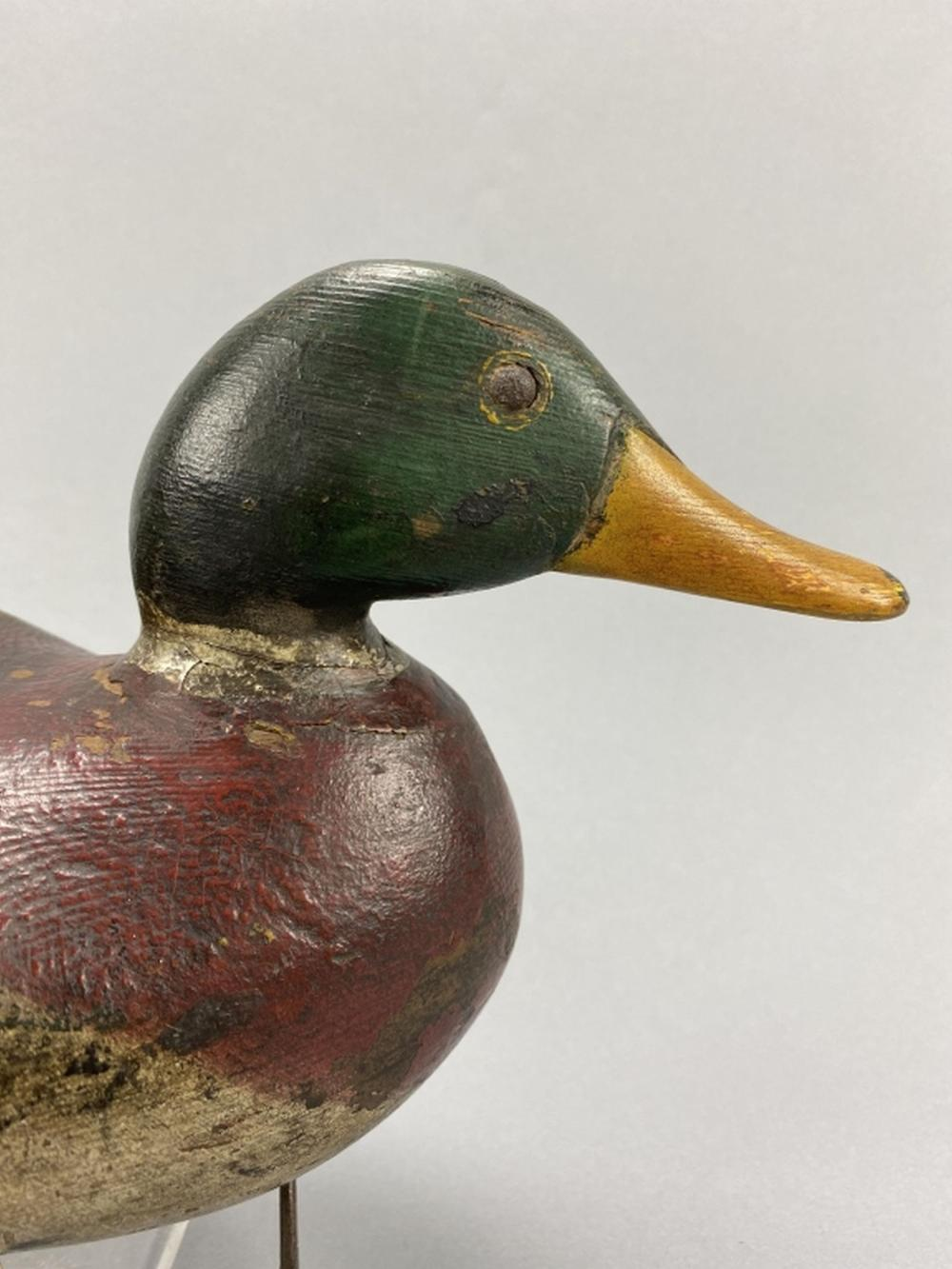 Dodge Mallard Drake Duck Decoy