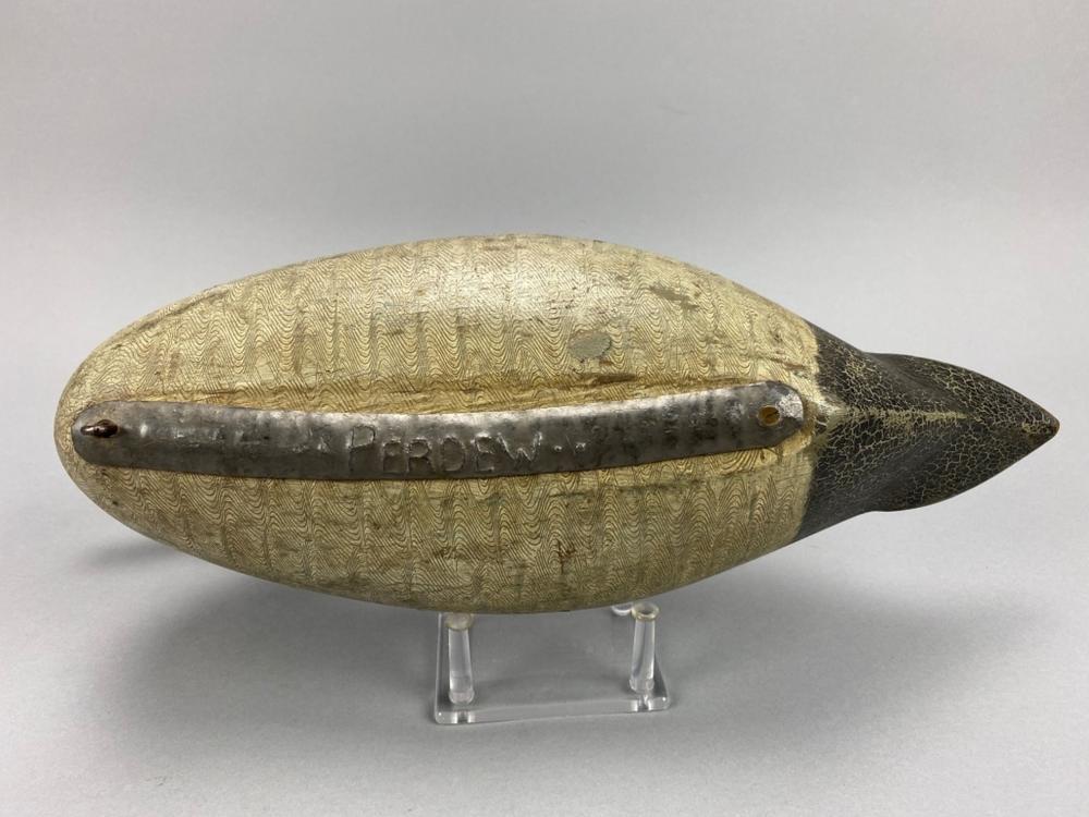 Early Charles Perdew Pintail Drake Duck Decoy