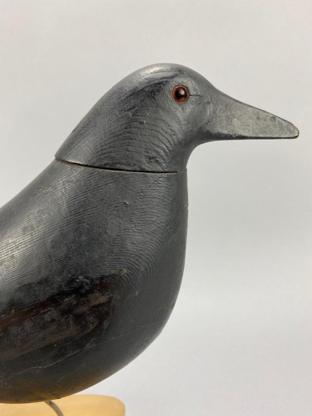 Charles Perdew Crow Decoy
