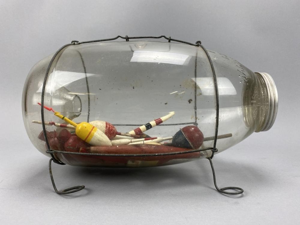 Orvis Glass Minnow Trap