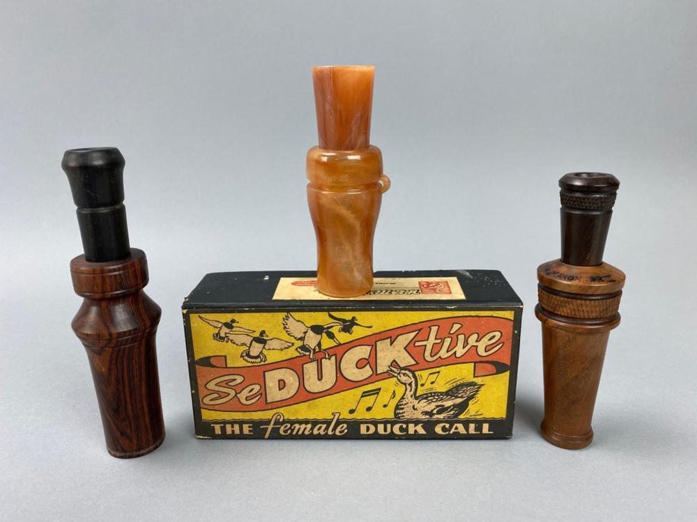 3 Duck Calls