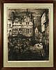 DE BRUYCKER, Jules – La maison de Jean Palfyn Gand - 1912, Jules