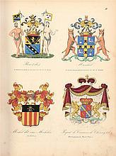 HEMRICOURT, Jacques de – Le Miroir des nobles de Hesbaye, suivi de l'histoire de la guerre des Awans et des Waroux. Nouvelle édition par A. Vasse