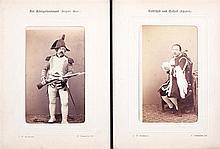 BECKMANN, Friedrich – 15 cartes-de-visite