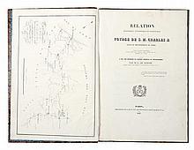 DU ROZOIR, Charles – Relation historique, pittoresque et statistique du voyage de S.M. Charles X dans le département du Nord