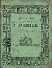MALOU, J.B. – Chronique du monastère d'Oudenburg, de l'ordre de S. Benoit