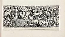 BELLORI, Giovanni Pietro (1613-1696) – Columna Antoniniana Marci Aurelii Antoni Augusti rebus gestis insignis germanis simul, et sarmatis, gemino bello devictis ...