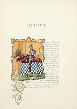 DURAND, Etienne – La marche historique de Lille. Illustrations par J. Van Driesten