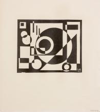 MAES, Karel (1900-1974) – Untitled (1921)