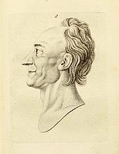 LAVATER, Johann Caspar (1741-1801) Over de physiognomie