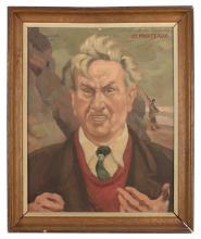 LEMAIRE, Henri (1879-1949) - Portrait de dr Marteaux (1944)