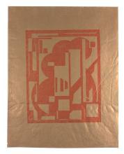 MAES, Karel (1900-1974) - Untitled (1923)