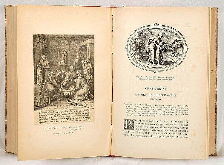 Funck M Le Livre Belge A Gravures Guide De L Amateur De
