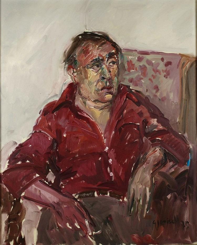 VERVISCH, Godfried Portret van Albert De Poorter