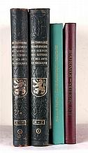 DE SEYN, Eugène – Dictionnaire biographique des sciences, des lettres et des arts en Belgique