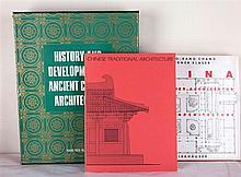 ZHONG YUANZHAO & CHEN YANGZHENG (eds) – History and Development of Ancient Chinese Architecture