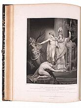 BRITTON, John – The fine arts of the English School, illustrated by a series of engravings, from paintings, sculpture, and architecture of eminent English artists